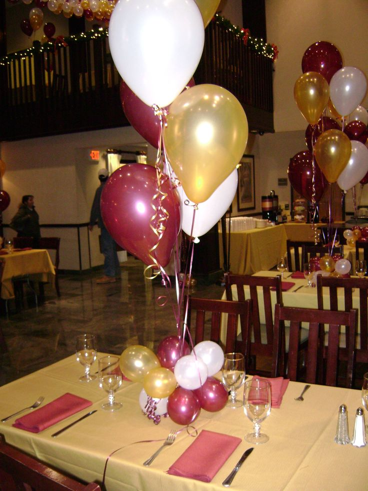 70 best wedding reception images on pinterest wedding for Balloon decoration for wedding receptions