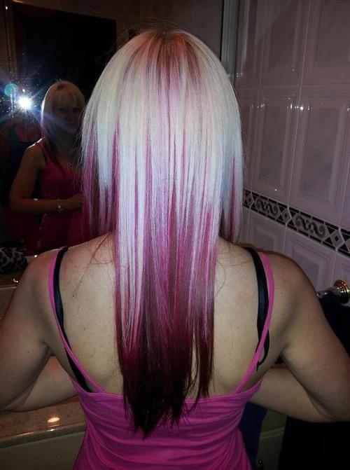 Best 20+ Burgundy Blonde Hair ideas on Pinterest ...