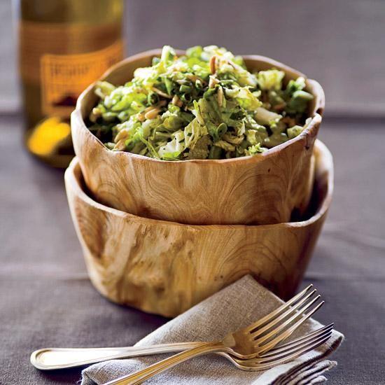 Napa Cabbage Salad Asian inspired
