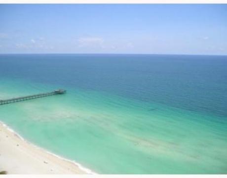 Sunny Isles Beach, Florida.