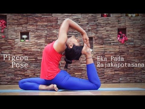 yoga hip opening stretches for beginners  pigeon pose