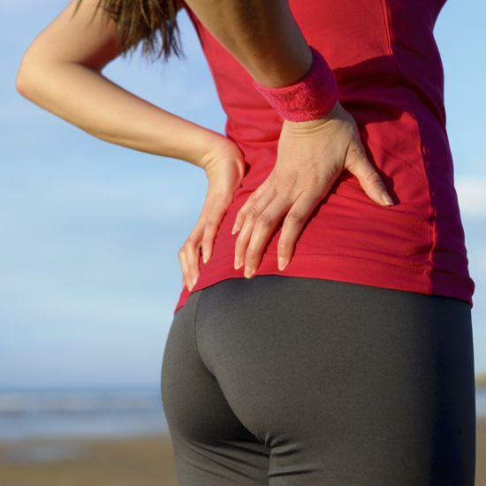 MMM bubble-butt!! I want one! 7 Glute Exercises to Help You Go From Flat to Full