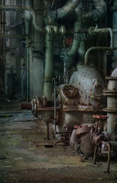 Oxidation  : by andre govia., via Flickr