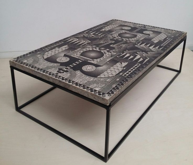 Coffee Cocktail Table Trunk