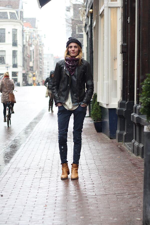 Street Style Parisian Style Pinterest
