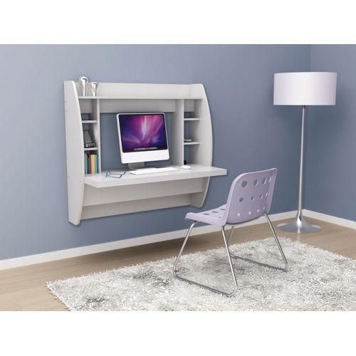 Prepac плавающей настенные стол (WEHW-0200-1) - Белые: Столы и рабочие станции - Best Buy Canada