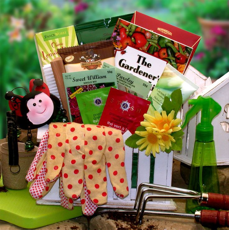Gardening Basket Gift Ideas i dig gardening gardening gift basket Find This Pin And More On Mothers Day Gifts And Ideas