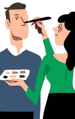Una pareja funciona porque los dos miembros se sienten completos. Saben vivir solos y no ven en el otro a su media naranja, sino a una entera.