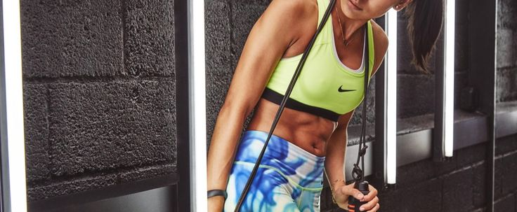 All You Need Is a Jump Rope For This Killer CrossFit Cardio Workout https://www.popsugar.com/fitness/CrossFit-Annie-Workout-44041917