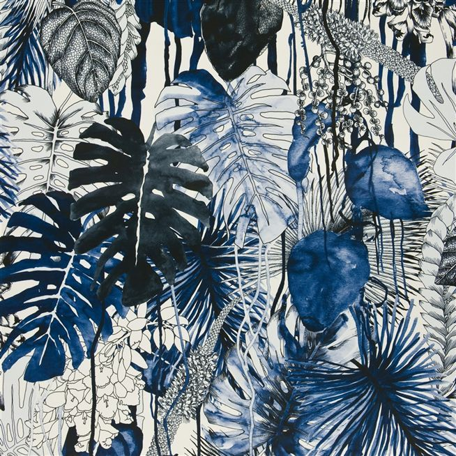 Jardin Exo'chic-Mediterranee #Fabrics from Christian Lacroix