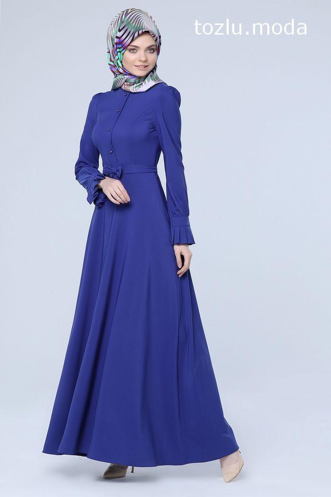 0cf8027ca37f8 Tozlu Giyimde en güzel ve şık tesettür elbiseleri uygun fiyata  alabilirsiniz Tesettür kıyafet arayan hanımların ilgisini