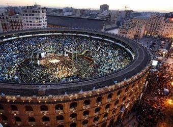 Plaza de Toros Valencia, España!