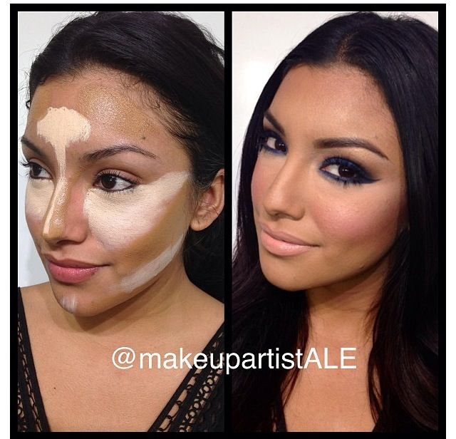 375 best Makeup - Contouring images on Pinterest