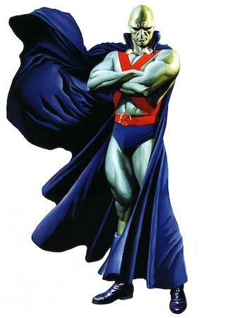 Martian Manhunter - Wikipedia