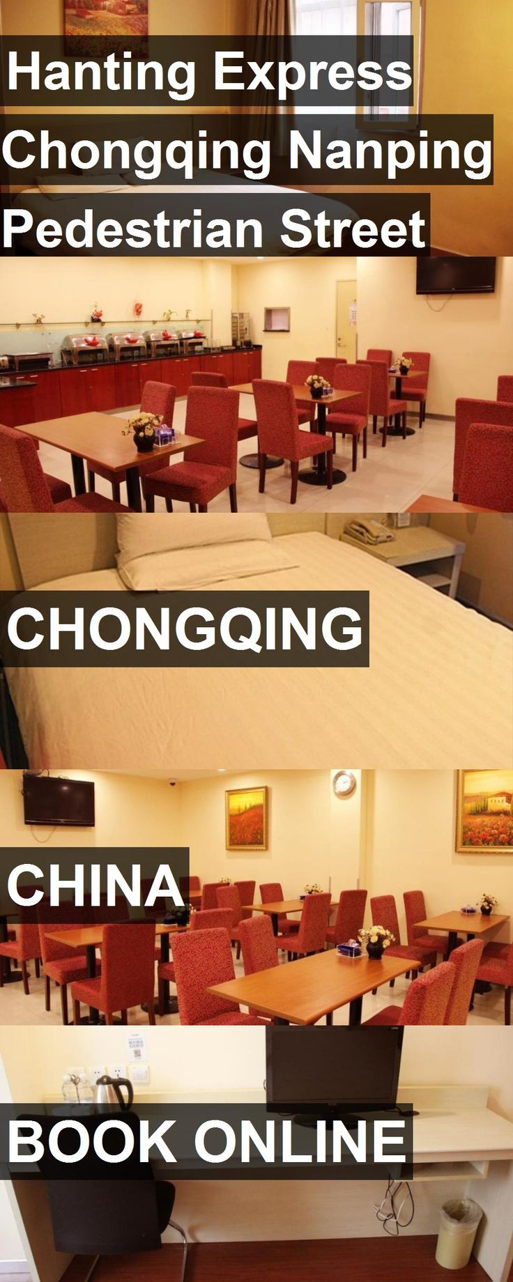 Hotel Hanting Express Chongqing Nanping Pedestrian Street in Chongqing, China. For more information, photos, reviews and best prices please follow the link. #China #Chongqing #travel #vacation #hotel