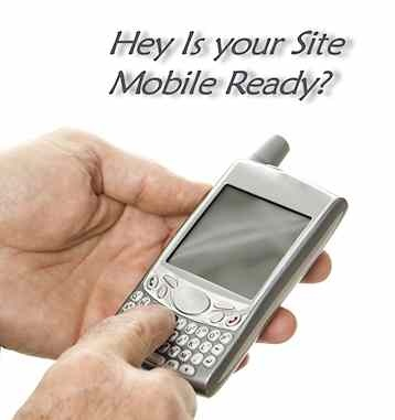 Hey, You! Is Your Website Mobile Friendly?