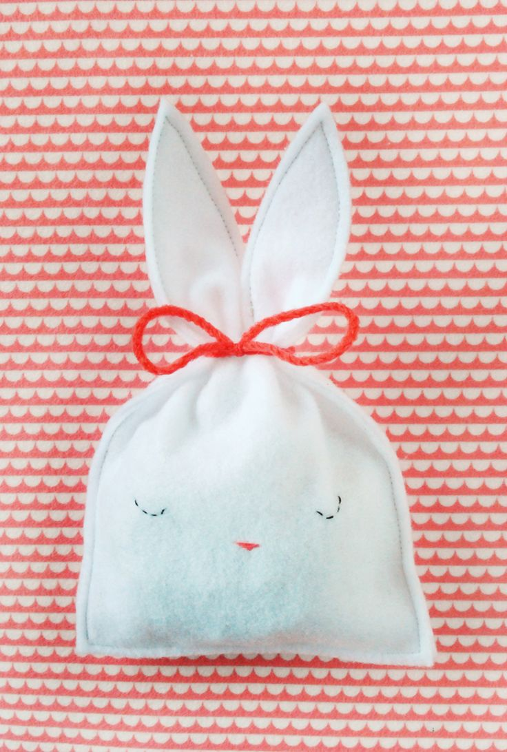 Mermag | Easy Bunny Candy Pouch