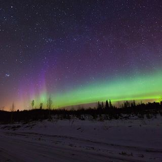 28-29.3 #taivas #revontulet #auroraborealis #northernlights #nature #naturepics #skyscape #sky #nightsky #nightphotography #winter #talvi #luonto #kuopio #syvänniemi #ig_nature #ig_myshot #igs_photos #ig_europe #finnishnature #canonphotography