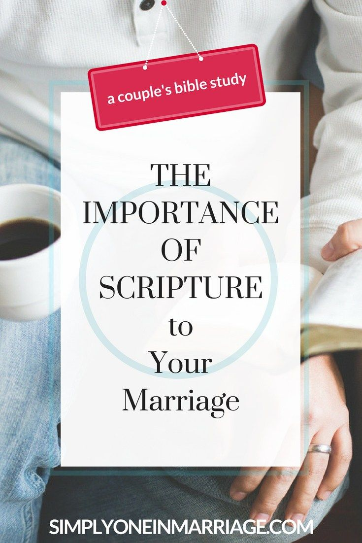 a look at the importance of marriage So as we look at the inception of marriage under the old testament, we discover that it involves and it is special and treasured because it is part of the shedding of the blood in this blood covenant of marriage so important it is.