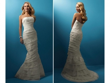 21 best wedding dress try outs images on pinterest brides alfred angelo 2099 recycled bride junglespirit Gallery