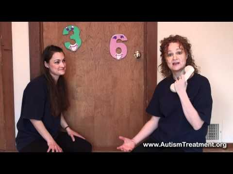 ▶ Game ideas from The Son-Rise Program® - Increase conversation between you and your child with autism - YouTube