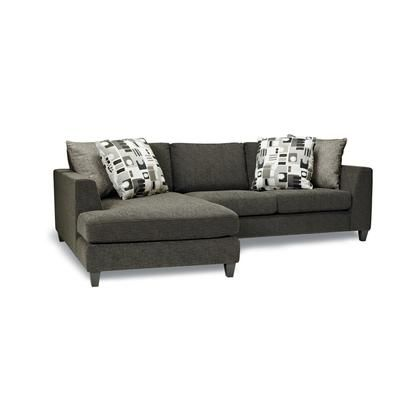 OPAL SECTIONAL-ONE ARM LOVE/CHAISE