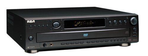RCA RC5910P 5-Disc DVD Player