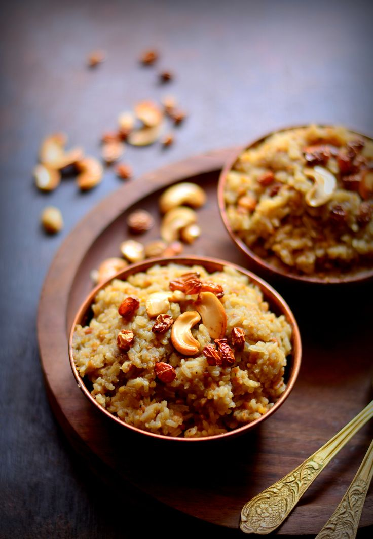 Sakkarai Pongal is a sweet dish made during the longest celebrations in the Tamil calendar, spread over four days known as Pongal.