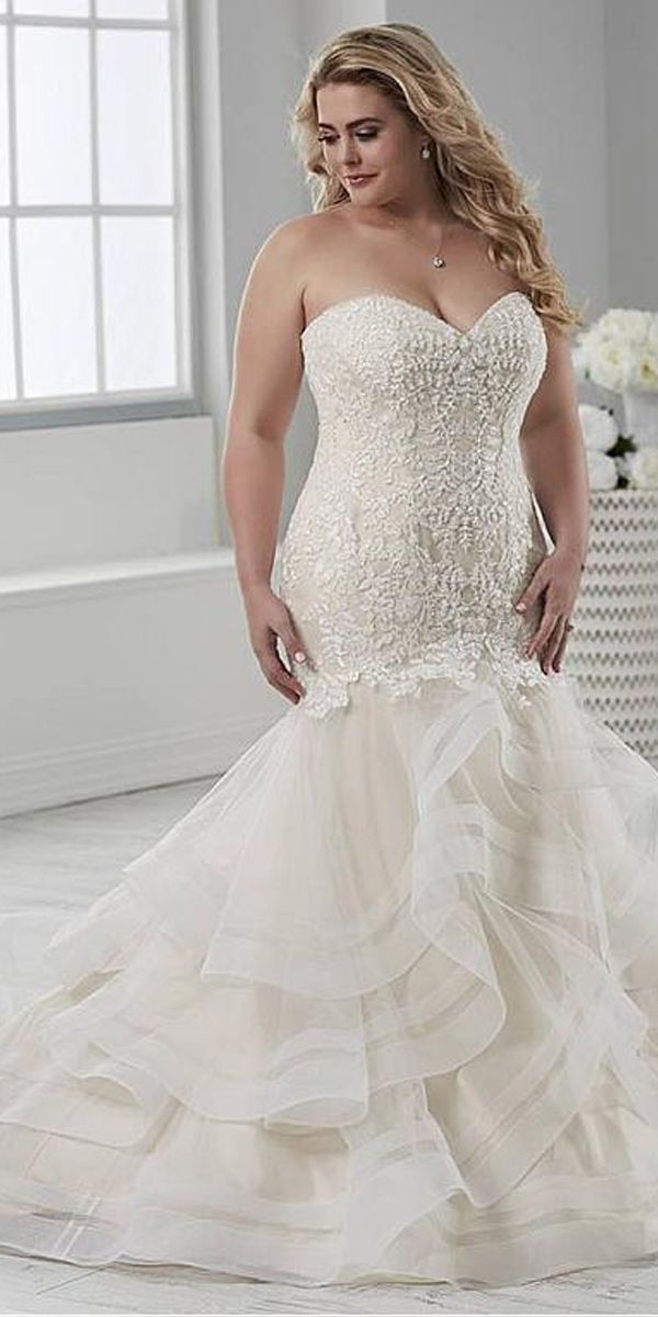 New Modern Tulle Sweetheart Neckline Mermaid Wedding Dresses With Beaded Lace Appliques Mermaid Wedding Dress Wedding Dress Styles Luxury Wedding Dress