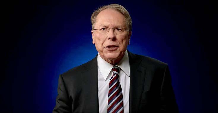 The NRA Appoints Itself Leader of the Trump 'Counter Resistance'   --    In an ad debuting the group's new rallying cry, Wayne LaPierre accuses the president's critics of starting a war.
