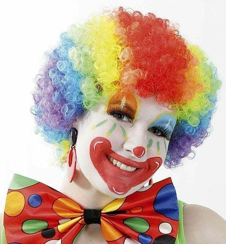 happy clown faces pictures - HD1000×1083
