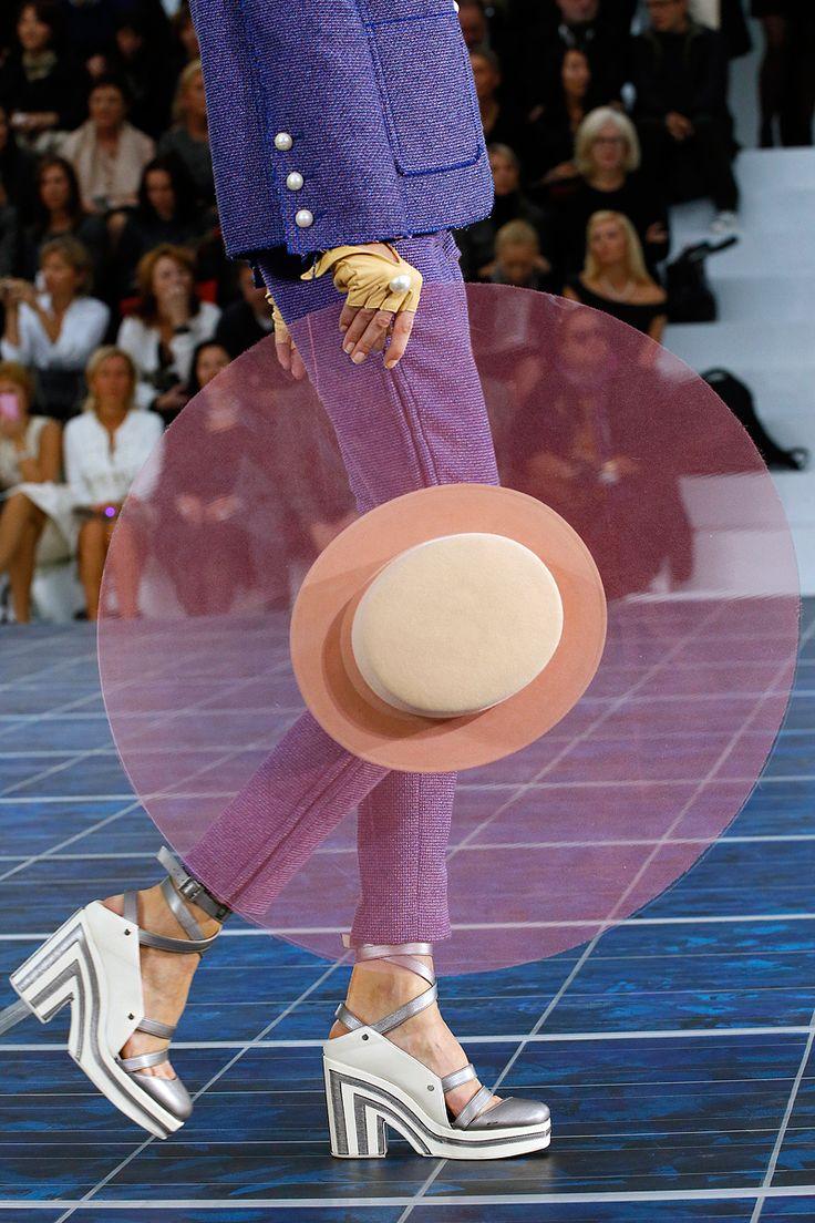 Défilé Chanel: Printemps-été 2013