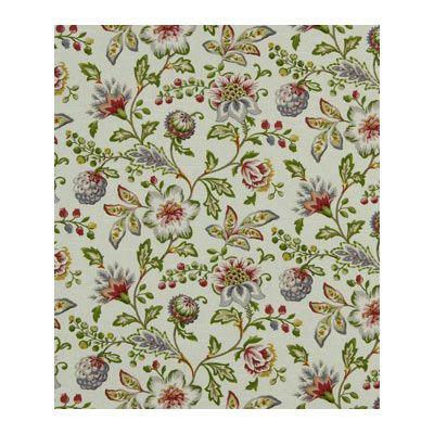 Robert Allen Sahia Flora Azalea Fabric