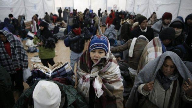 Οι ευρωπαίοι ζήτησαν στρατόπεδο 400.000 μεταναστών στην Αθήνα! - Ανοιχτή η απειλή εξόδου της Ελλάδας από τη Σένγκεν!