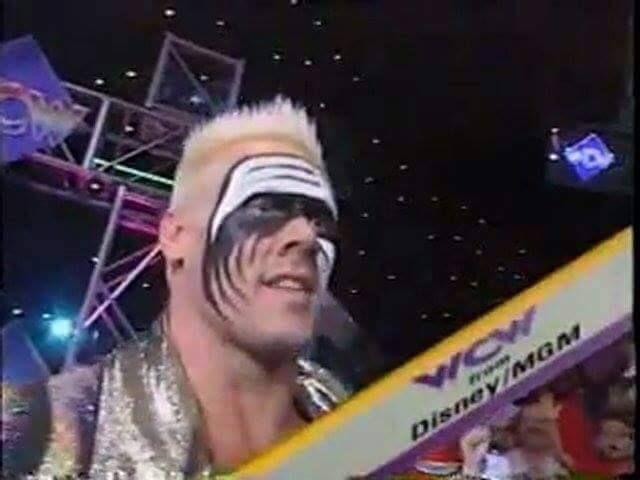 Sting WCW days