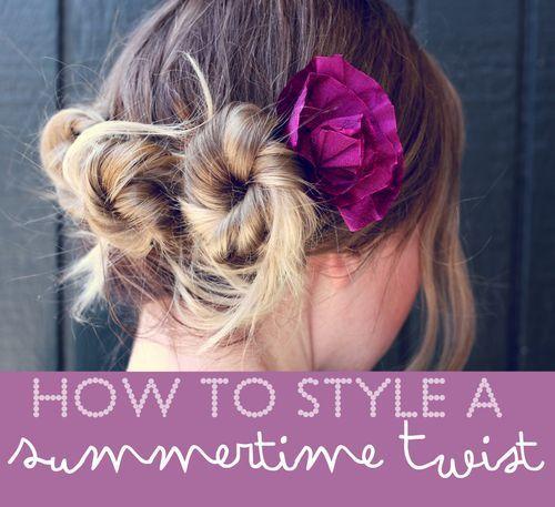Summertime Twist
