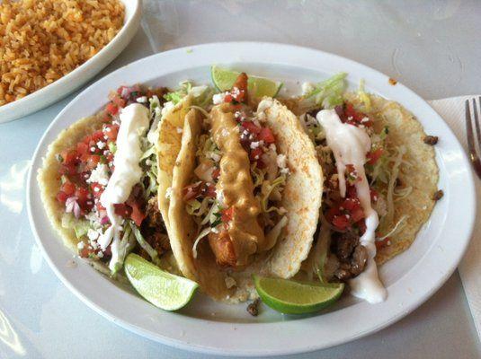 Mexican Chain Restaurant Recipes: Fish Tacos al Pastor