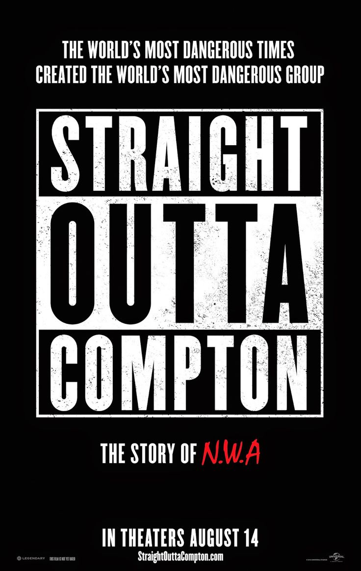 Elokuva Trailerit: Straight Outta Compton 2015 Trailer