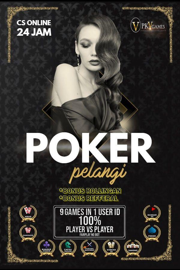 Daftar Poker Pelangi
