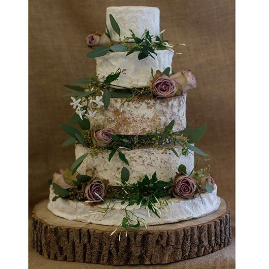 They sell cheese wedding cakes too. | 25 Pilgrimages For Cheese Lovers In The UK