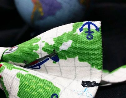 """Check out new work on my @Behance portfolio: """"Mucha Globtrottera, bow tie by EK"""" http://be.net/gallery/32926681/Mucha-Globtrottera-bow-tie-by-EK"""
