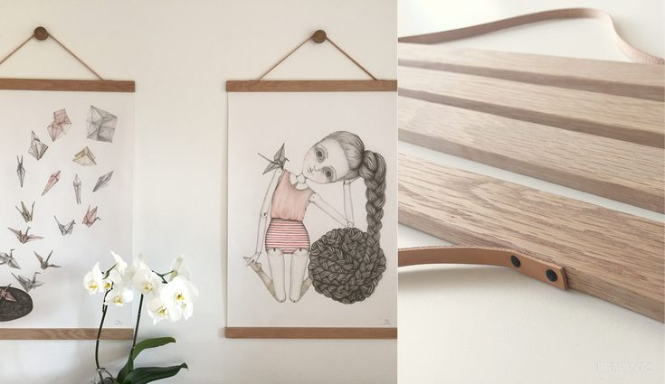How to make your own picture frame in oak.
