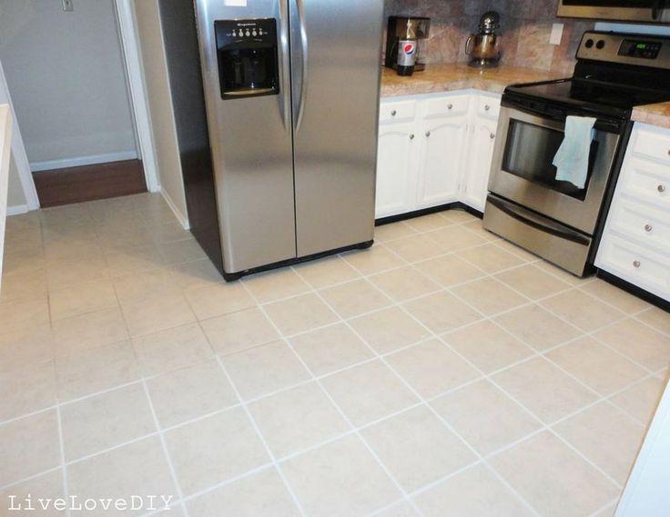 Las 25 mejores ideas sobre lechada del azulejo en - Como limpiar las baldosas de la cocina ...