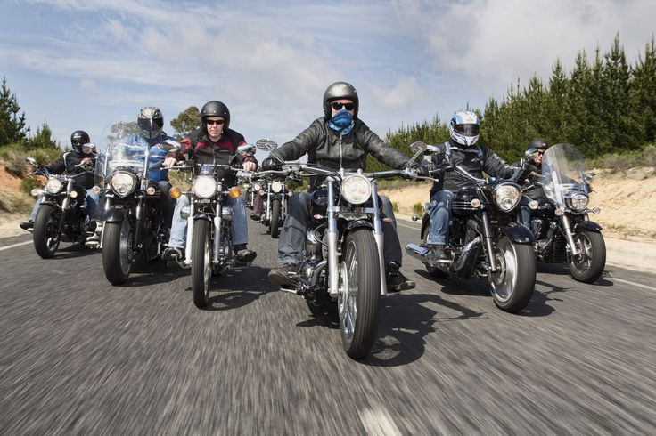 Yamaha Star cruiser launch, NSW (that's my purple pants in the middle in the 2nd row!)
