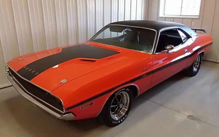 1970 Dodge Challenger RT-SE