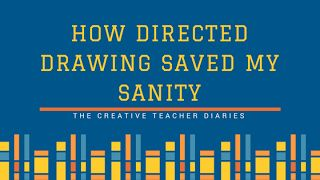 The Cool Teacher Diaries: How Directed Drawing Saved My Sanity