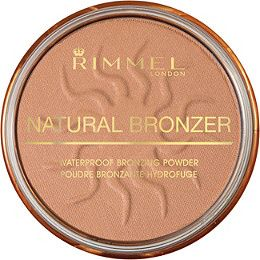 Rimmel London Natural Bronzer is a top saved drug store bronzing product.