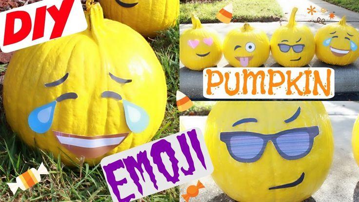 halloween emoji wall art