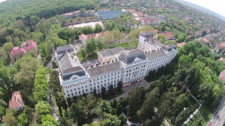 Targu Mures. Medicine University, well known in Europe for quality and very high standards.
