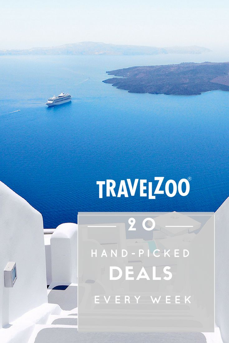 Get 20 hand-picked deals every Wednesday.  Featured this week: Berlin for £99, Crete for £499 & more. Join now. It's free.